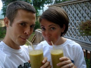 [mango smoothie photo]