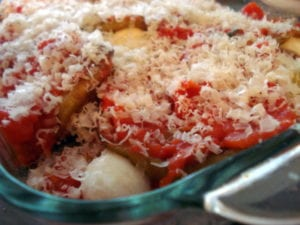 [eggplant parmesan photo]