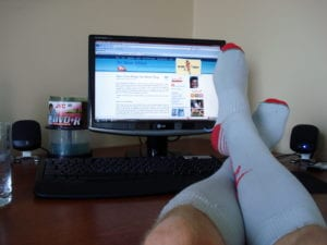 recovery socks photo 300x225