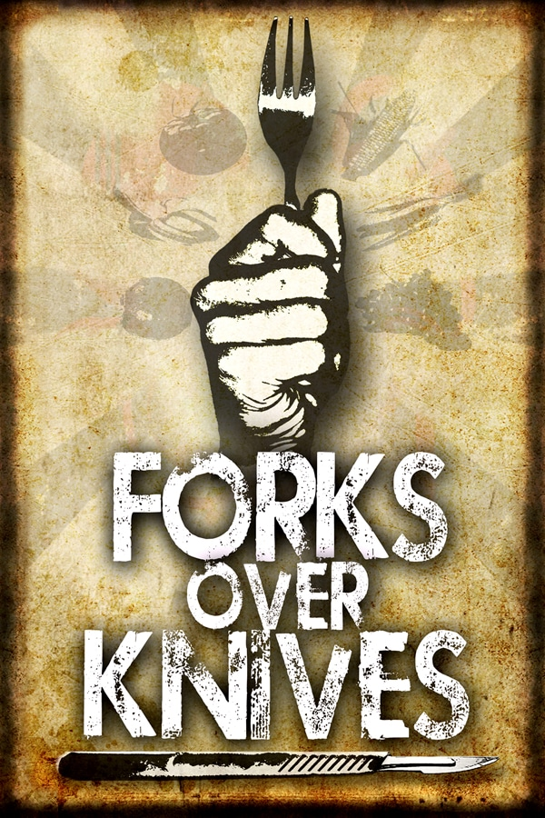 fork over knives Free essay: the documentary forks over knives is one of the most interesting yet informational films i have seen regarding health and society today and i was.