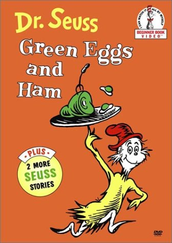 Dr Seuss Dr. Seuss Green Eggs and Ham