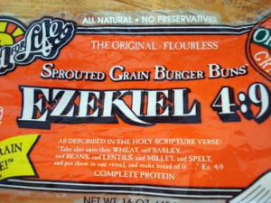 [ezekiel bread photo]