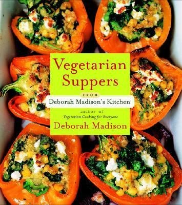 Vegetarian Suppers by Deborah Madison book cover