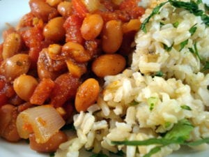 Plant based recipes archives page 5 of 15 no meat athlete mexican beans and rice forumfinder Gallery