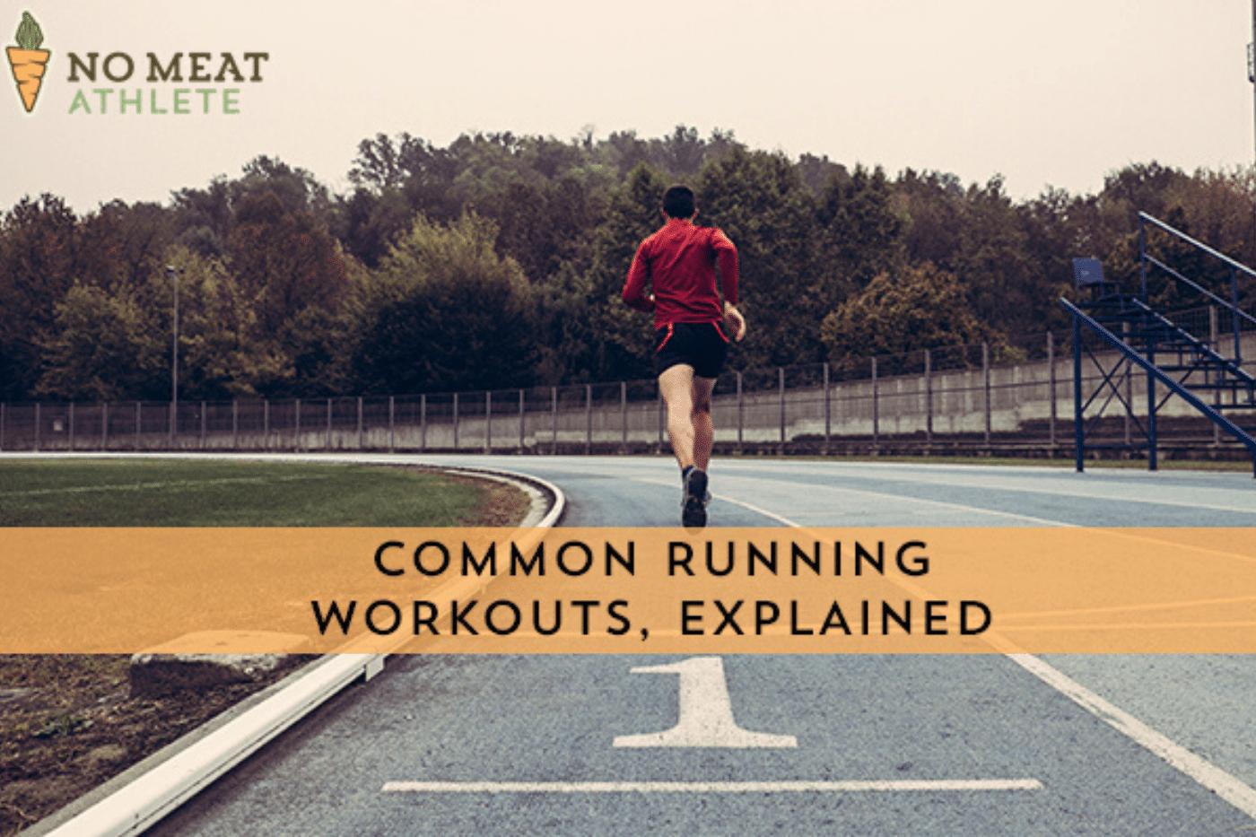 gym training for marathon runners
